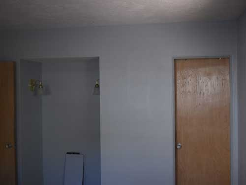 painting contractor Largo before and after photo interior4after