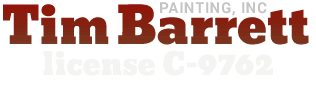 Tim Barrett Painting Inc.